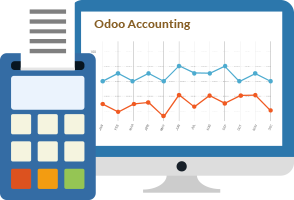 Odoo Accounting offers.